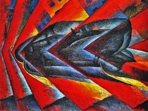 Cursus en Training Noord-Limburg, Horst, Venray, moderne kunst, Italië, futurisme
